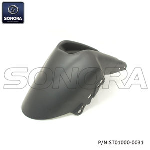 Peugeot Speedfight-2 Front Fender Matt Black 1173427300,1173466900 (P / N: ST01000-0031) Calidad superior