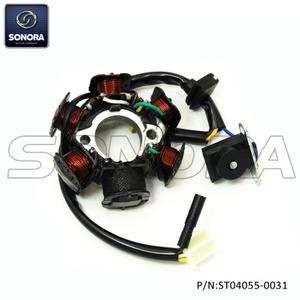 Sym Mio Ignition Assy (P / N: ST04055-0031) Calidad superior