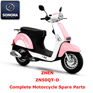 Repuesto para scooter completo Znen ZN50QT-D BREEZE
