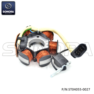 Piaggio Sportcity50 2T Stator Assy (P / N: ST04055-0027) Calidad superior