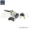 Conjunto de bloqueo Peugeot Speedfight 50 con cable (P / N: ST06022-0028) Calidad superior